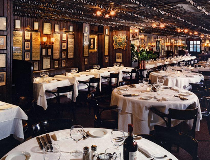 Keen's Steakhouse
