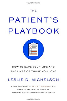 The Patient's Playbook by Leslie Michelson