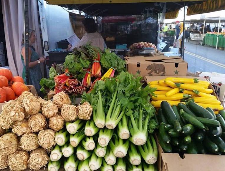 Santa Monica Farmer's Market