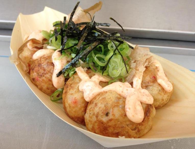 Takoyaki Tanota
