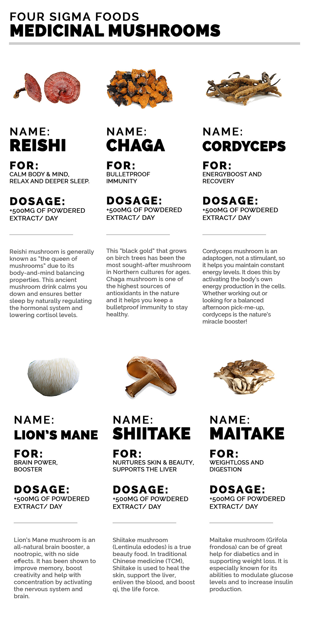 The Healing Power of Mushrooms | Goop