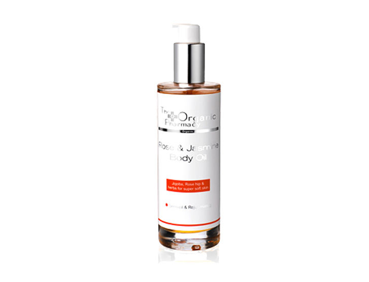 Organic Pharmacy Rose and Jasmine Body Oil