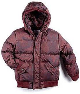 We Wish It Were Our Size: Boy's Puffer Jackets
