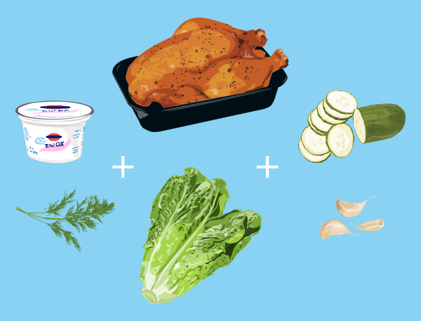 Dinnertime Hacks for People Too Tired to Cook