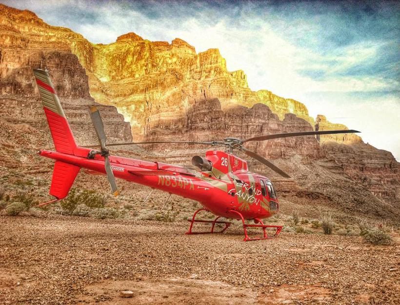 Grand Canyon Flyover