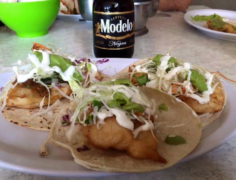 Tacos Gardenias