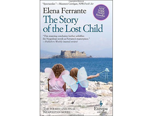 The Story of the Lost Child | Elena Ferrante