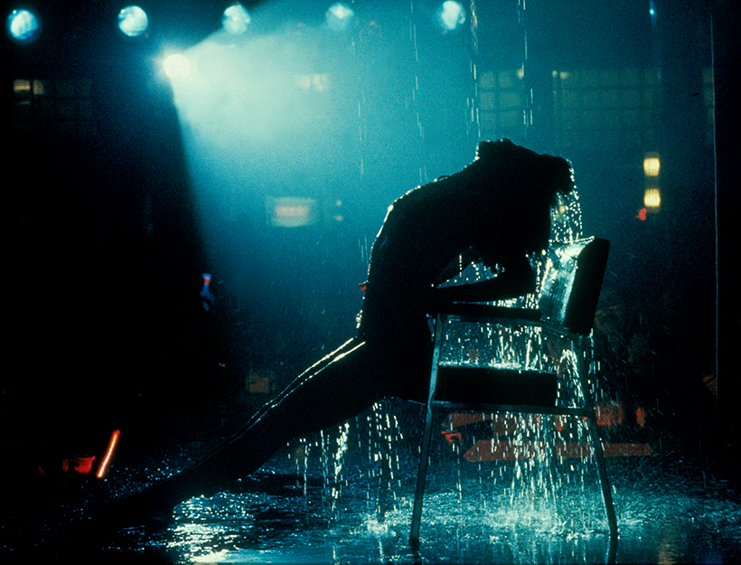 No Merchandising. Editorial Use Only. No Book Cover Usage. Mandatory Credit: Photo by Moviestore/REX Shutterstock (1598174a) Flashdance,  Jennifer Beals Film and Television