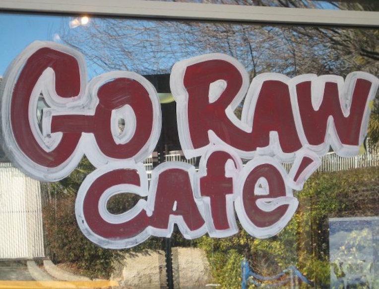 Go Raw Cafe
