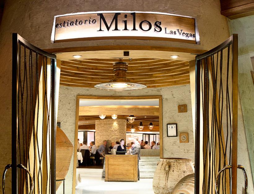 Milos at The Cosmopolitan