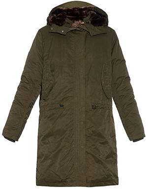 Parka Time is Now