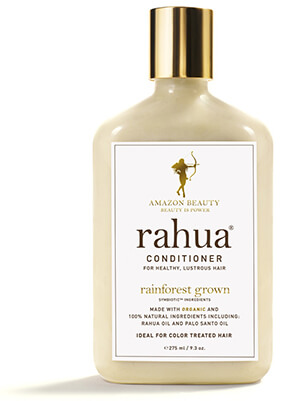 If Your Hair's At All Dry—the Rainforest is the Cure