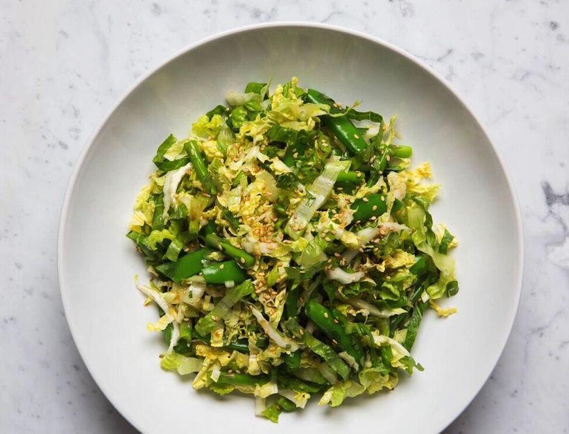 Detox Asian Salad
