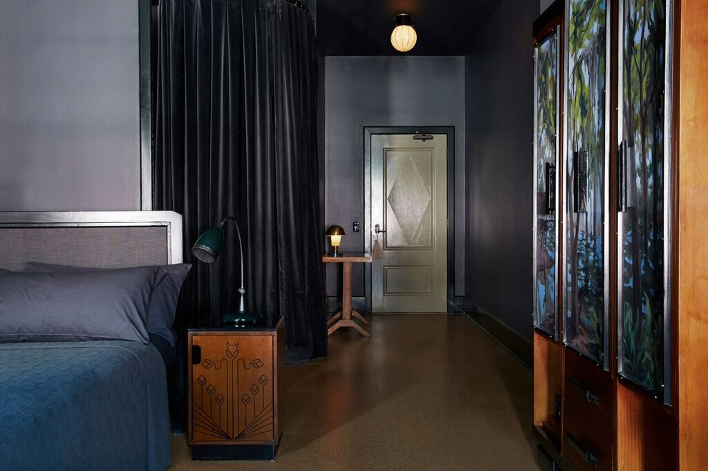 two chic boutique hotels designed by visionaries goop