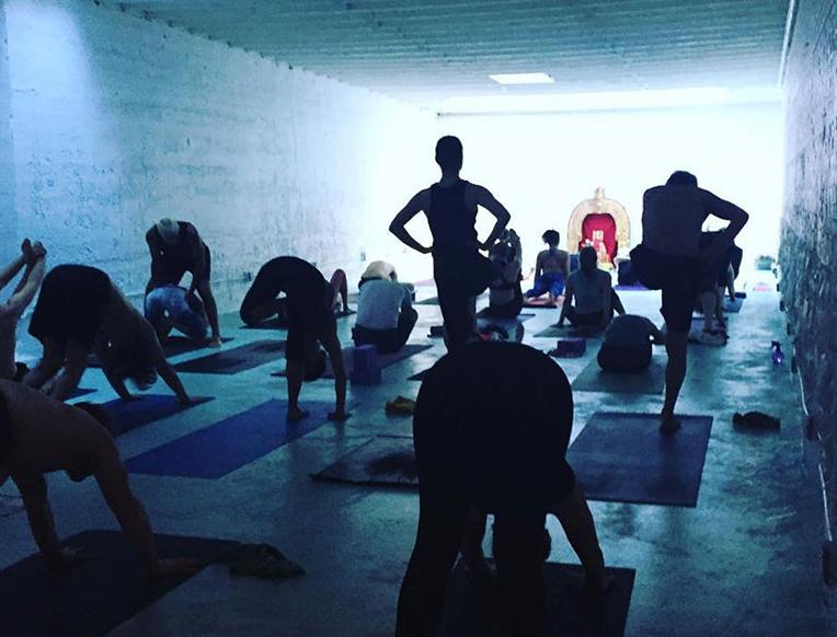 Our Favorite Yoga Teacher In Brooklyn Goop