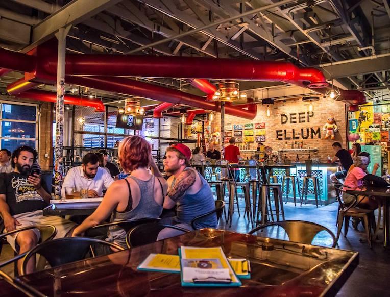 Deep Ellum Brewing Co.