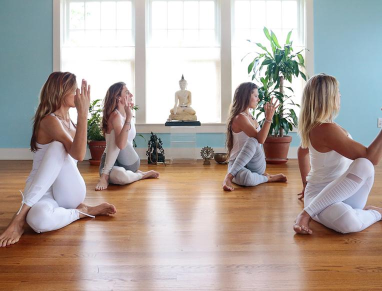 SUP Yoga at JBYoga