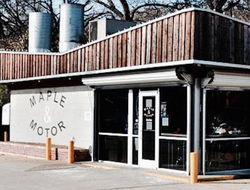 Maple & Motor