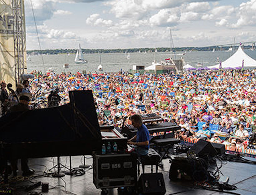 Newport Folk & Jazz Festivals