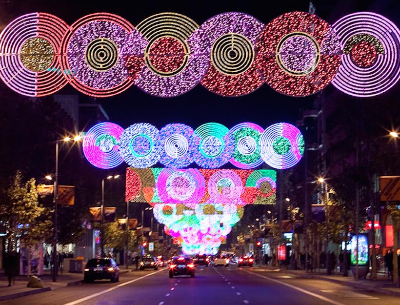 Salamanca Shopping District
