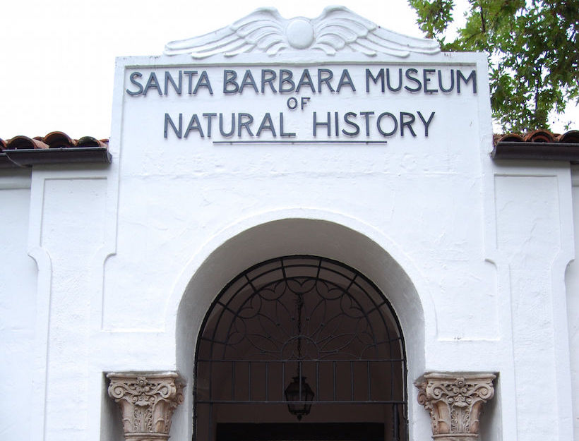 Santa Barbara Natural History Museum Admission