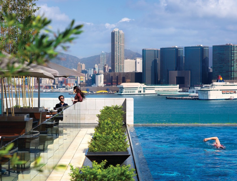 The Four Seasons Hong Kong