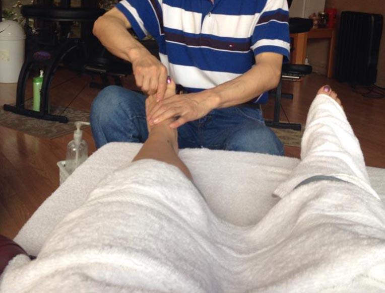 A1 Foot Massage