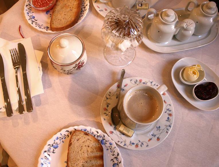 Café del Jardin del Museo del Romanticismo