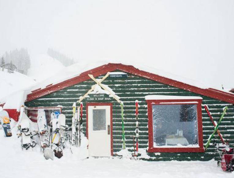 Cloud Nine Alpine Bistro