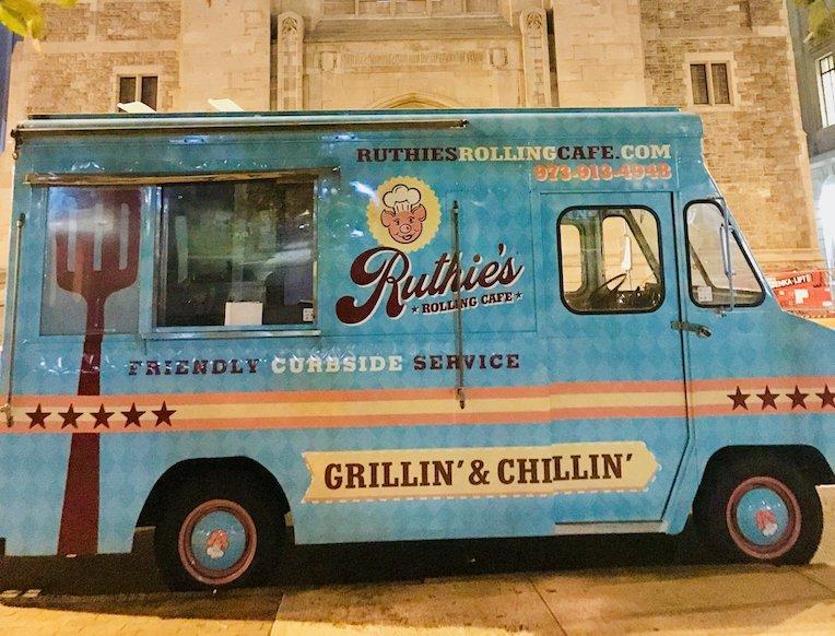 Ruthie's Rolling Café