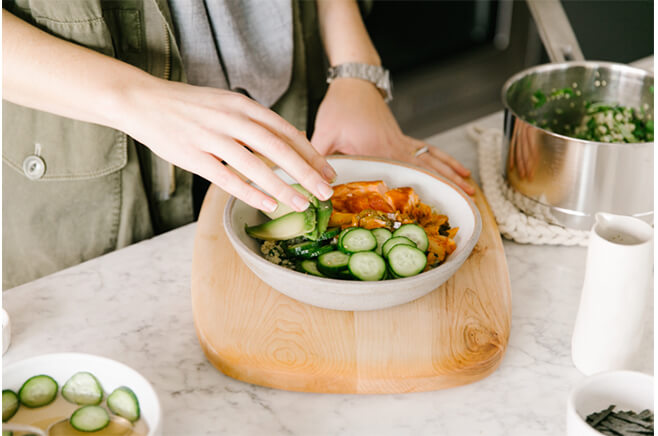 Great Skin—Inside and Out: A Protein-Packed Bowl