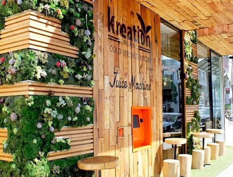 Kreation Juicery Beverly Hills