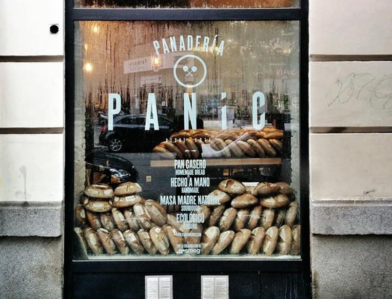 Panic Bakery