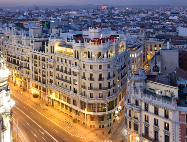 Principal Madrid