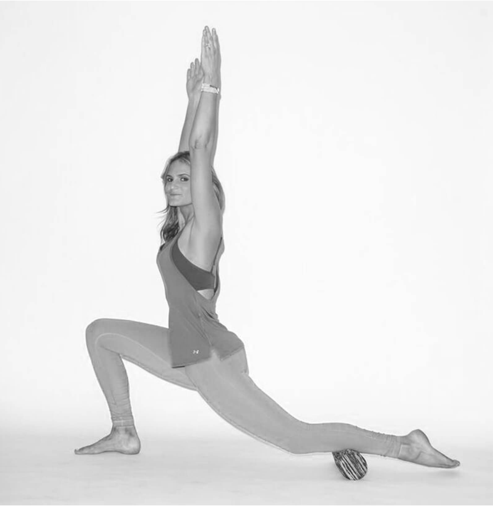Rolling Lunge