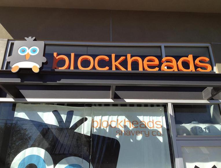 Blockheads Shavery