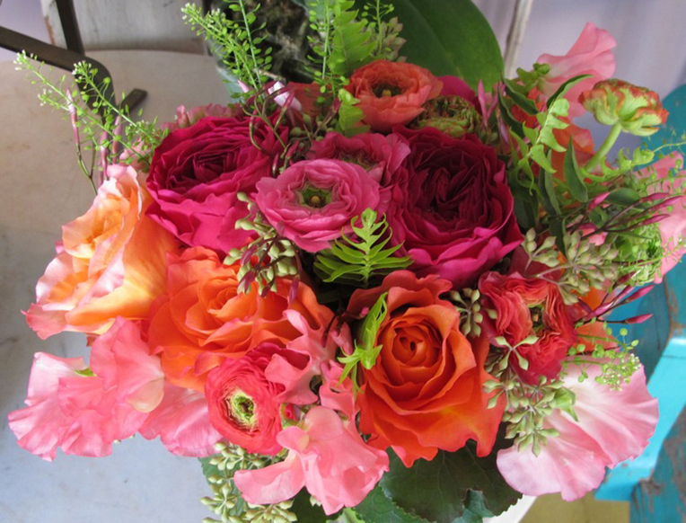 Bow Street Flowers