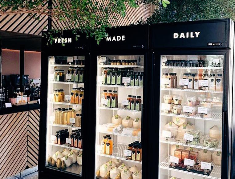 The Cold Pressed Juicery