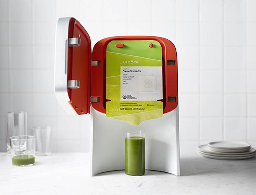 The Coolest Invention of 2016: Cold-Pressed Juice at Home With No Mess