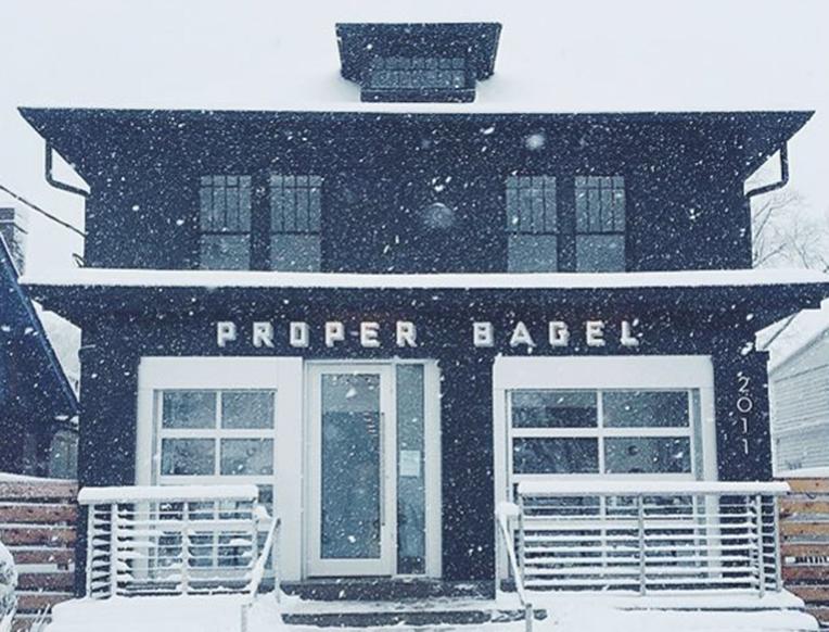 Proper Bagel