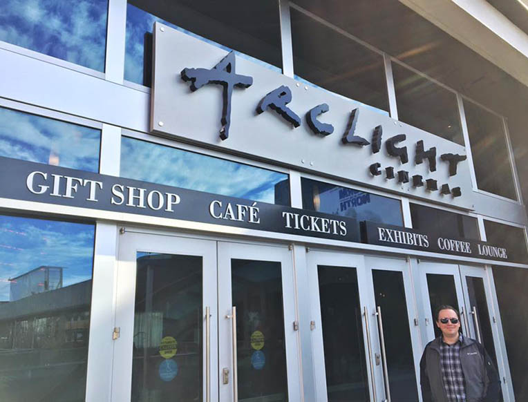 Arclight Cinema Santa Monica