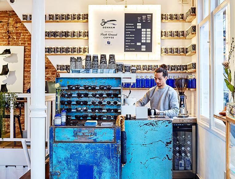 Denham Concept Shop