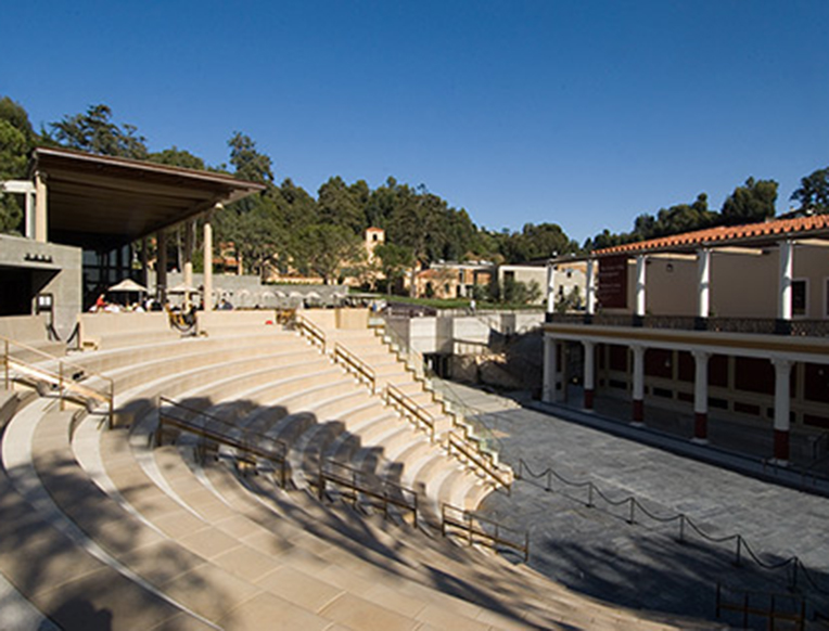 The Getty Villa