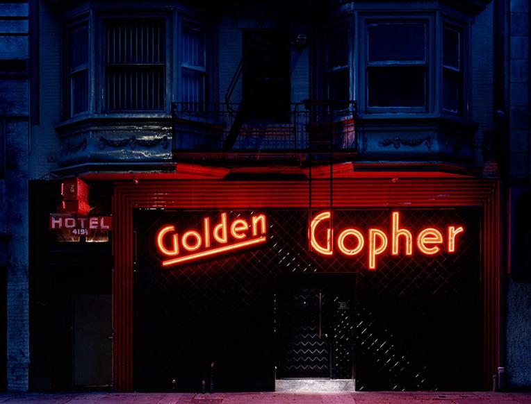 The Golden Gopher