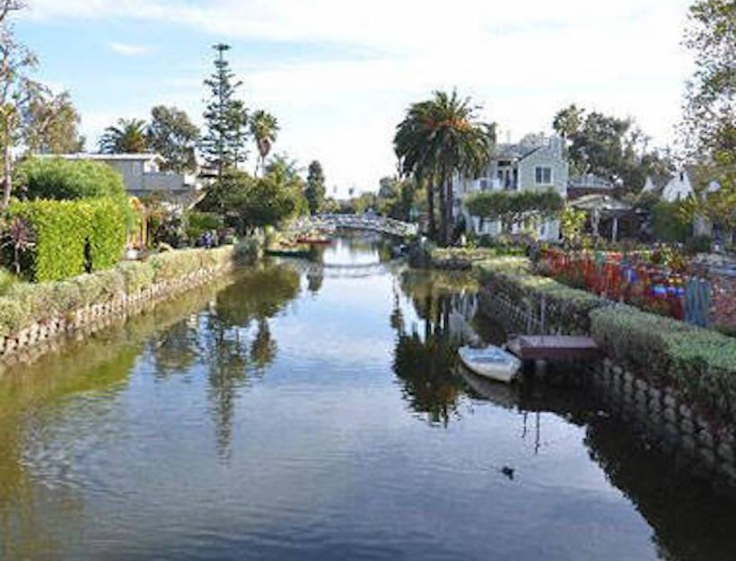 Venice Canal Walk