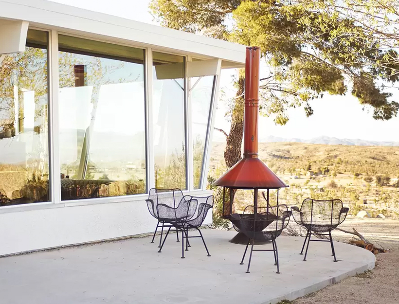 High Desert House