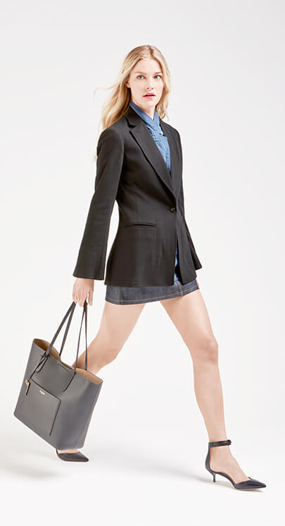 The Modern-Day Skirt Suit