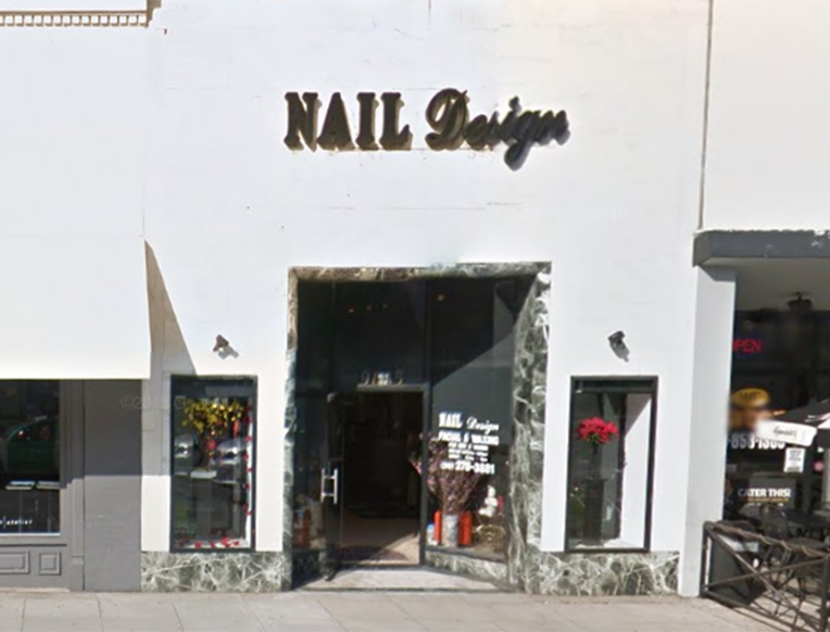 Beverly Hills Nail Design