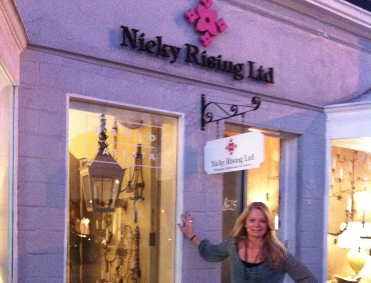 Nicky Rising