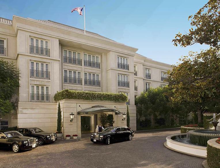 The Peninsula Beverly Hills